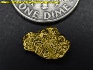 1.30 Gram Fairbanks AK. Placer Gold Nugget