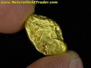 1.32 Gram Fairbanks Alaska Gold Nugget