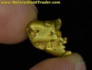 1.59 Gram Fairbanks Alaska Gold Nugget