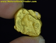 5.42 Gram Superior Montana Gold Nugget
