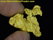 8.00 Gram Victoria Australia Gold Nugget
