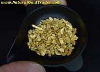 5.95 Grams of #14 Mesh Arizona Placer Gold