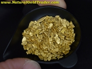 12.52 Grams of #14 Mesh Arizona Placer Gold