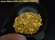 6.60 Grams of #14 Mesh Arizona Placer Gold