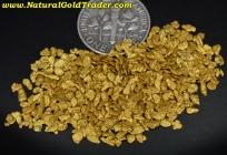 12.0 Grams of #14 Mesh Arizona Placer Gold