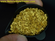 1 ozt. 31.1 Grams of #14 Mesh AZ. Placer Gold
