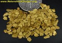 7.70 Grams of #12 Mesh Arizona Placer Gold