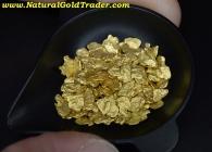 8.00 Grams of #10 Mesh Yukon Canada Gold
