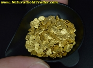 12.38 Grams of #10 Mesh Yukon Canada Gold
