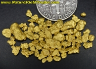 6.67 Grams of Superior Montana Placer Gold