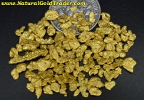 11.00 Grams of Superior Montana Placer Gold