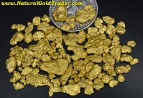14.09 Grams of Superior Montana Gold Nuggets