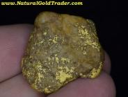 17.73 Gram Boise Basin Gold & Quartz