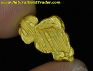 .86 Gram Chicken Creek Alaska Gold Specimen