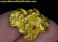 15.87 Gram Kalgoorlie Australia Gold Nugget