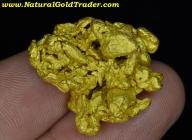 34.0 Gram Kalgoorlie Australia Gold Nugget