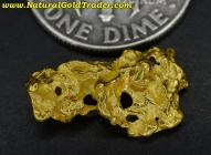 1.78 Gram Kalgoorlie Australia Gold Nugget