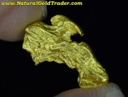 2.23 Gram Western Australia Gold Nugget