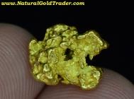 2.53 Gram Kalgoorlie Australia Gold Nugget