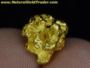2.69 Gram Australia Placer Gold Nugget