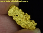 2.96 Gram Western Australia Gold Nugget