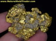 101.0 Gram Fairbanks Alaska Gold Nugget