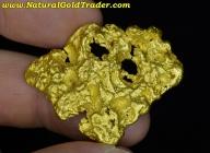 35.7 Gram Western Australia Gold Nugget