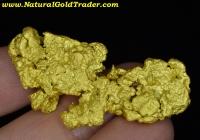 63.8 Gram Australia Placer Gold Nugget