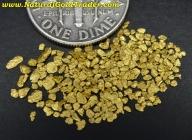 1 Gram Feather River California Pay-Dirt Bag