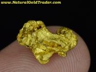1.69 Gram Mariposa California Gold Nugget