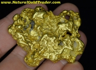 104.9 Gram Fairbanks Alaska Gold Nugget