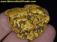 59.64 Gram Sonora Mexico Gold Nugget
