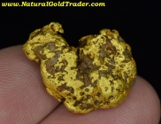 16.48 Gram Sonora Mexico Gold Nugget