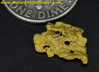 0.92 Gram Northern Nevada Gold Nugget