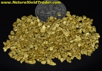 .5 ozt. 15.55 Grams of Alaska Placer Gold