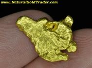 4.66 Gram Kalgoorlie Australia Gold Nugget