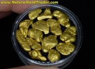 1 ozt.+ 31.62 Grams (14) Alaska Gold Nuggets