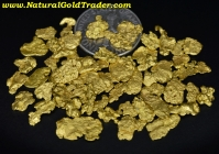 10.11 Grams of Eastern Oregon Placer Gold