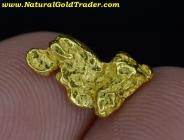 1.41 Gram Western Australia Gold Nugget