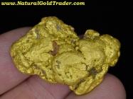 49.27 Gram Pitiquito Sonora Mex. Gold Nugget