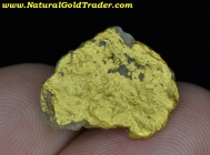 4.80 Gram Baker Oregon Gold & Quartz