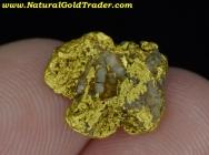 3.05 Gram Baker County Oregon Gold Nugget