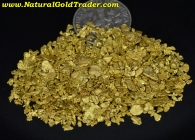15.35 Grams of Alaska Placer Gold