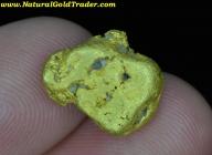 5.43 Gram Montana Placer Gold Nugget
