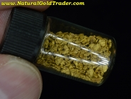 0.25 ozt. 7.77 Grams of Arizona Placer Gold