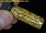 1 ozt.+ 33.95 Grams of Alaska Placer Gold