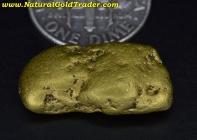 11.08 Gram Alaska Fortymile Gold Nugget