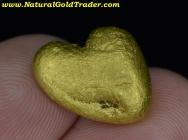 15.98 Gram Alaska Fortymile Gold Nugget
