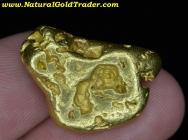 26.25 Gram Australia Placer Gold Nugget
