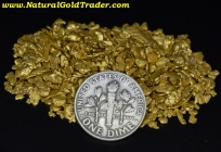 1 ozt.+ 31.5 Grams of Alaska Placer Gold